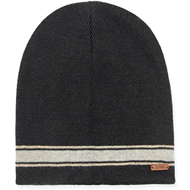 a0931594a23 Lethmik Merino Wool Daily Beanie Unisex Warm Soft Winter Hat Unique ...