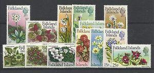 Falkland-Island-1971-MNH-ORCHID-FLOWER-V7495