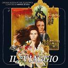 Il Viaggio/Amanti [Original Soundtrack] by Manuel de Sica (CD, Jan-2011, Quartet Records)