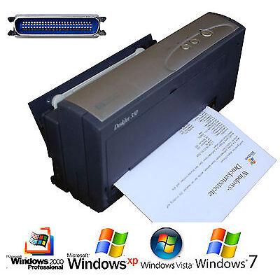 Mini imprimante portable HP Deskjet 350C 350 USB pour XP Vista Windows 7
