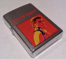 Rare 1998 GEORGE CLOONEY Out of Sight Movie Motion Picture Zippo lighter NEW