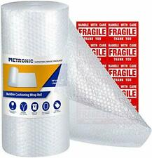 Metronic 316 Small Wrap Bubble Roll Perforated 12x12 1 Rolls 36 Ft Air Bu