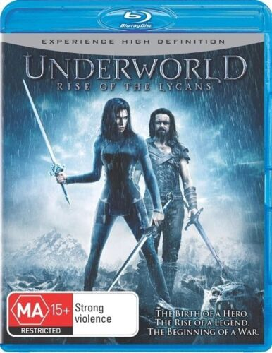 1 of 1 - Underworld - Rise Of The Lycans (Blu-ray, 2009)