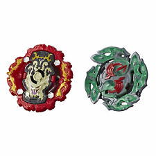 Beyblade Burst Rise Hypersphere Viper Hydrax H5 and Dullahan D5 Battling Top Toy