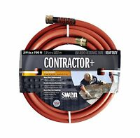 Swan Contractor Sncg34100 3/4-inch By 100-foot Red Water Hose Free Shipping