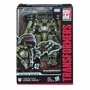 HASBRO Transformers STUDIO SERIES VOYAGER CLASS SS#42 [LONG HAUL] Action Figure
