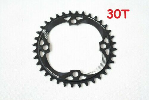 Fouriers 104BCD Bicycle Chainring Chainwheel Single Speed For MTB Shimano SRAM