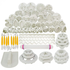 Cake-Decration-Tool-Set-68pcs-21-Sets-Fondant-Cake-Cutter-Mold-Sugarcraft-Molds