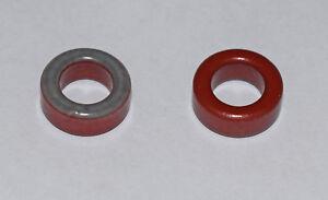 MICROMETALS-T130-2-IRON-POWDER-TOROID-2-OR-5-PIECES-FREE-POSTAGE