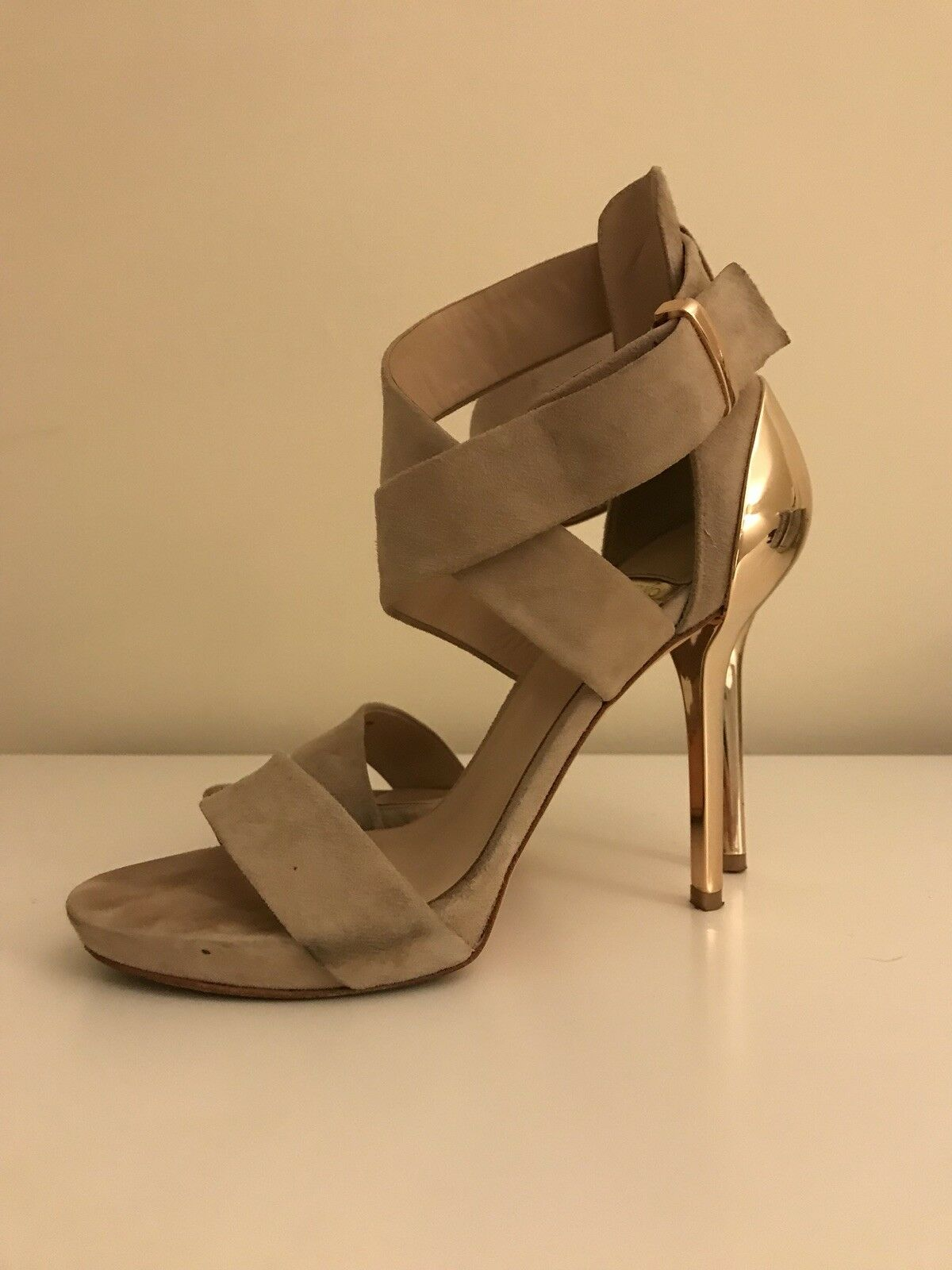 Guess Sole By Marciano Shoes Leather Sole Guess SZ 7 f6125b