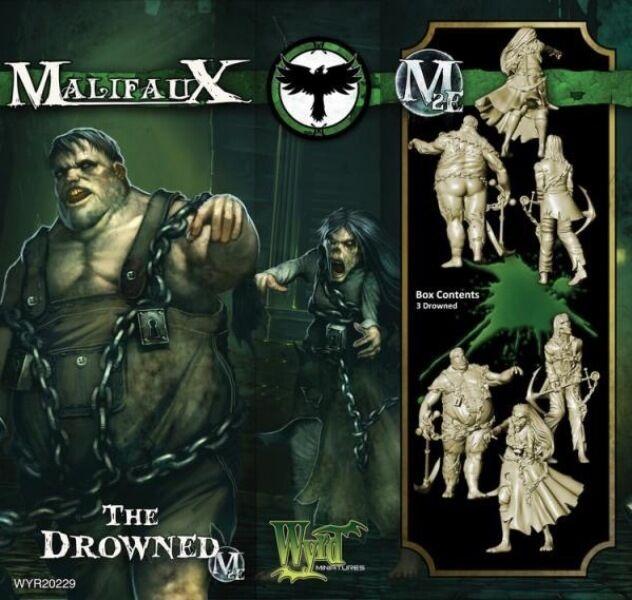 MALIFAUX - WYR20229 WYR20229 WYR20229 The Drowned 4c3586