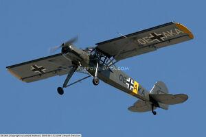Le Prix Le Moins Cher Kriz Fiseler Fi 156 C-1 Storch Plans Échelle 1/4 3652 Mm Span-afficher Le Titre D'origine
