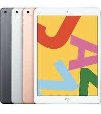 "New Sealed Apple 10.2"" iPad 7th Gen 32GB 128GB Gray Gold Silver WiFi 2019 Model"