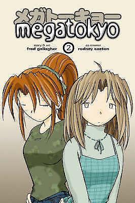1 of 1 - Megatokyo: Vol 2 by Fred Gallagher,Rodney Caston (Paperback,2004) <9781593071189