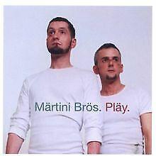 Pläy von Märtini Brös   CD   Zustand sehr gut