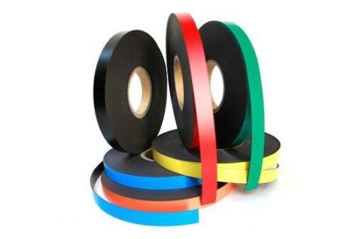 5m Rolle Magnetband Kennzeichnungsband farbig Magnetstreifen Breite  15mm
