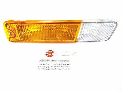 L200 K74 2.5TD 03 Front Bumper Side Indicator Lamps LH+RH Clear