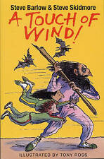 A Touch of Wind (Mad Myths),Barlow, Steve,Excellent Book mon0000044593