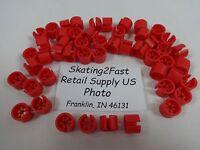 50 Mini Hanger Markers - Red Retail Store Supply Hanger Garment Hanger