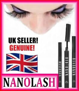 2af2e614f21 Image is loading NANOLASH-EYELASH-SERUM-CONDITIONER-GROWTH -3ml-100-AUTHENTIC-