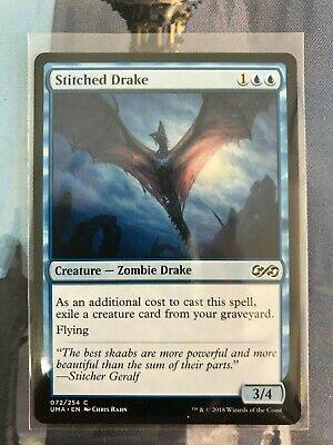 FOIL CRACKLING DRAKE X4 Guilds Of Ravnica GRN Magic MTG MINT CARD