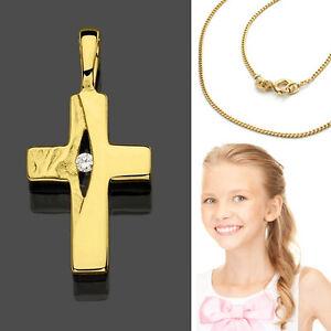 Glaube Liebe Hoffnung 333 Gold Baby Taufe Taufring Memoire Zirkonia Gold 333