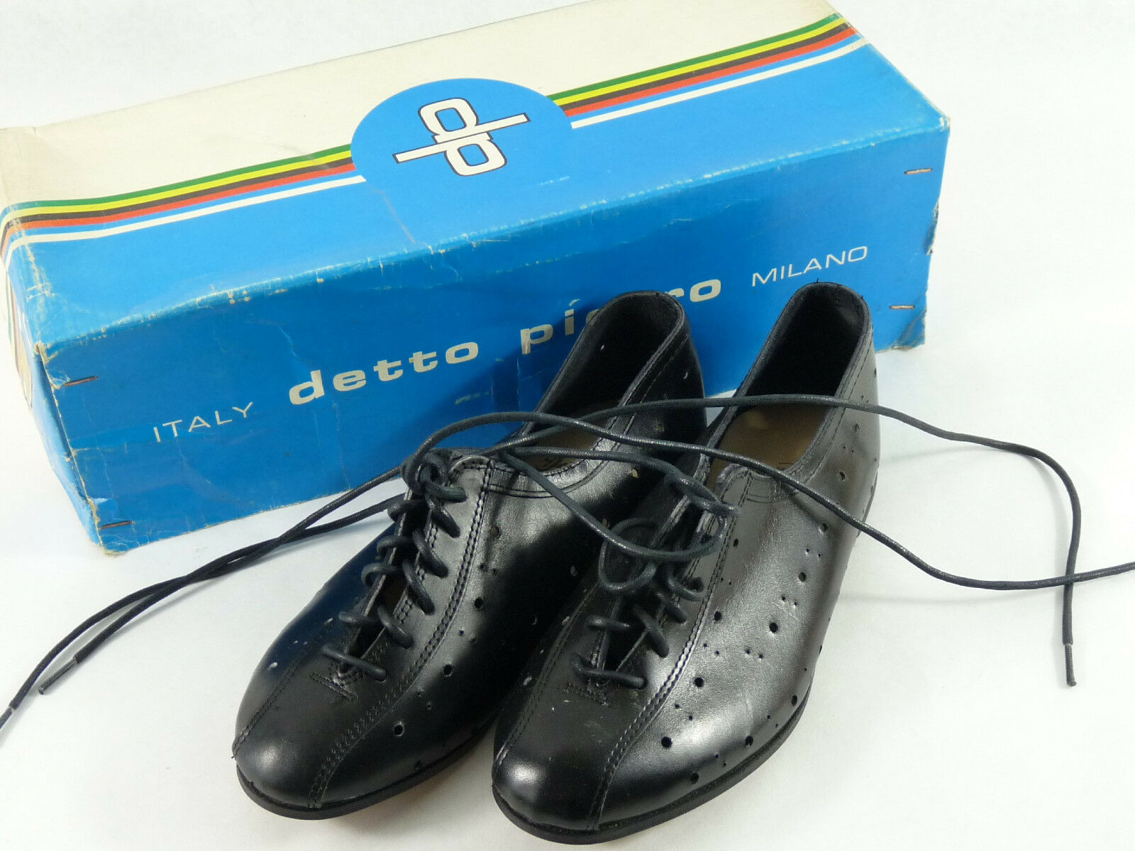 Detto Pietro shoes Italian cycling size  33 Vintage Bike Racing shoe NOS  online at best price