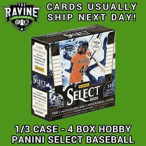 TEXAS-RANGERS-2020-PANINI-SELECT-BASEBALL-1-3-CASE-4-BOX-TEAM-BREAK-1b