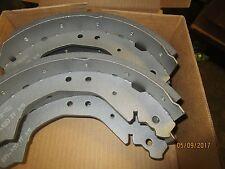 New Rear Premium Brake Shoes Chevrolet Blazer C1500 K1500 gmc 88-98 1500 8.5axle