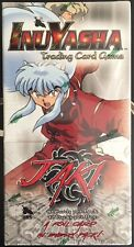 2005 Score InuYasha TCG JAKI 1st Edition Booster Box TWELVE FOILS!! SEALED