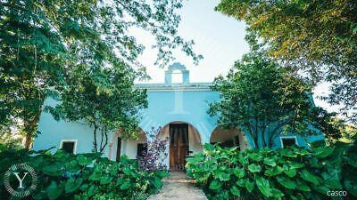Hacienda cerca Cuzama