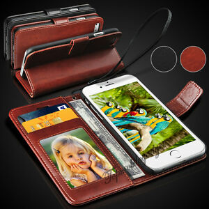 New-Rich-Luxury-Leather-Wallet-Flip-Case-amp-Protecter-For-Various-Smart-Phones
