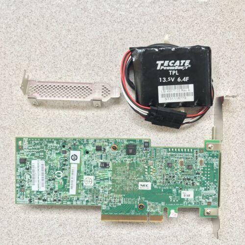 LSI MegaRaid 9270CV-8i 1G Cache SAS RAID PCIe 3.0 6G RAID Controll with BBU09