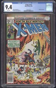 X-Men-1963-113-CGC-9-4-White-Pages-Blue-Label-Magneto-Phoenix-Claremont-Byrne