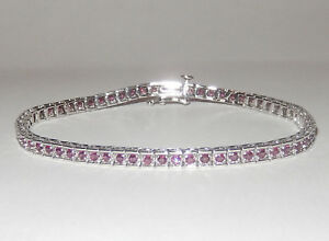 Rubinarmband-mit-3-50-Karat-Rubine-aus-Weissgold-gefertigt-18cm-Zertifikat