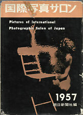 CATALOGO_PICTURES OF INTERNATIONAL PHOTOGRAPHIC SALON OF JAPAN_ASAHI SHIMBUN LTD