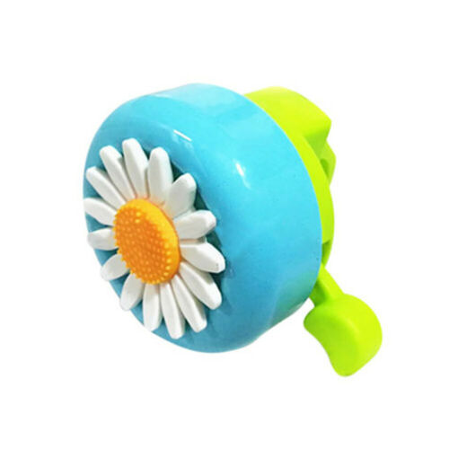 Funny Bicycle Bell Horns Bike Daisy Flower Children Girls Ring Alarm Cycling