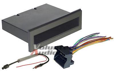 Vw Car Stereo Radio Kit Dash Installation Mounting Trim W ...