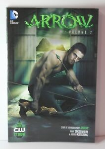 Arrow-Volume-2-Guggenheim-DC-COMICS-TPB-Trade-Paperback-Softcover