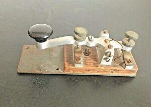 Tasto telegrafico Morse key cw - Germania