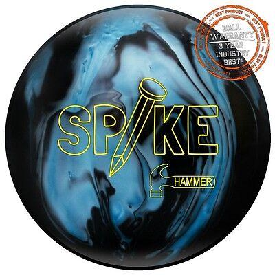 Hammer Spike Pearl Bowling Ball NIB 1st Quality