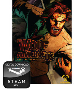 The Wolf Among Us Pc And Mac Steam Key Ebay