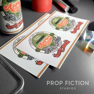 Alien-Alien-Covenant-Pair-of-Prop-Weylan-Yutani-Aspen-Beer-Can-Labels