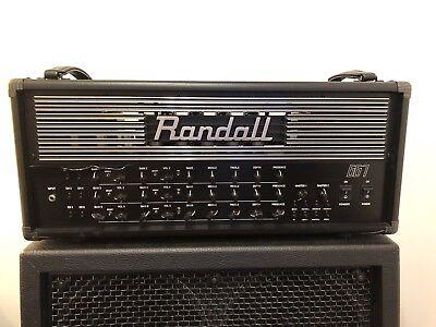 Randall 667 6 Channel Guitar Amplifier Tube Amp Head | eBay