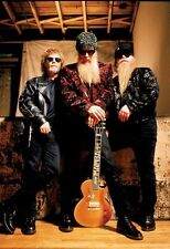 ZZ Top Guitarra Pestañas Tablatura lección CD de software 69 canciones y 25 pistas de respaldo