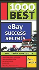 1000 Best Ser 1000 Best Ebay Powerseller Secrets Secrets From A Powerseller By Greg Holden 2006 Trade Paperback For Sale Online Ebay