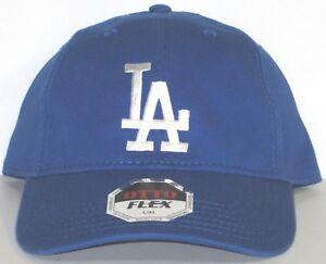 premium selection fb82f 161e4 Image is loading Los-Angeles-Dodgers-034-OTTO-FLEX-034-Cap-