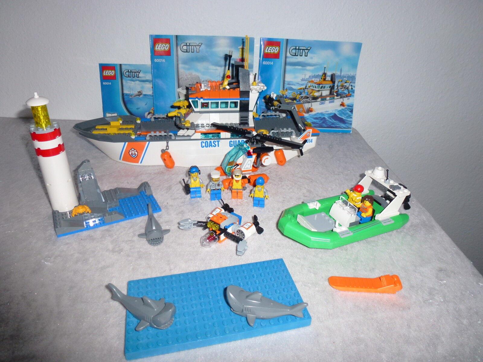 Lego City 60014 Feuille 1+2+3 Obadiah  Rare