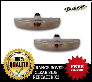 Land-Rover-Discovery-3-4-Clear-Side-Indicators-Repeater-lights