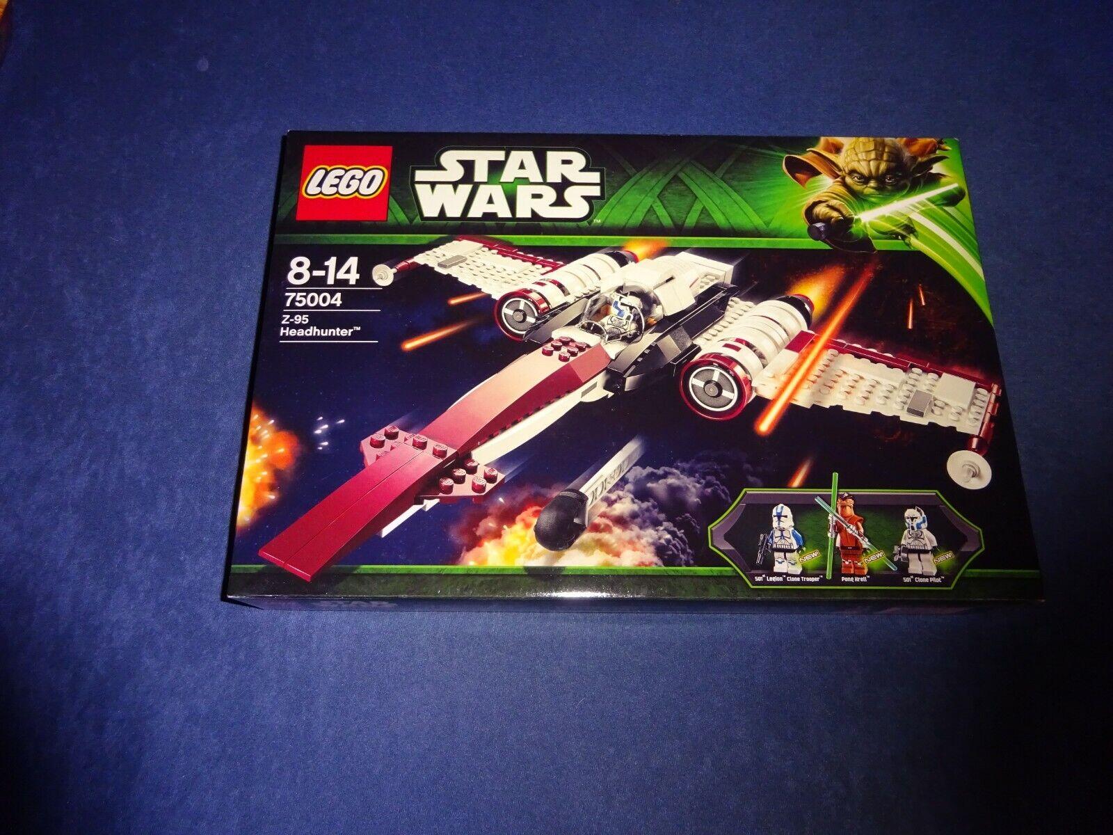 LEGO  estrella guerras 75004-z-95 Headhunter-NUOVO E OVP  fino al 50% di sconto